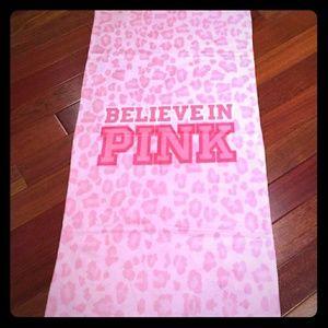 Victoria's Secret PINK Towel